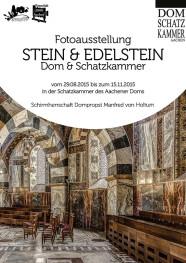 "Fotoausstellung ""Stein & Edelstein, Dom & Schatzkammer"" | Domschatzkammer Aachen | © Domkapitel Aachen"