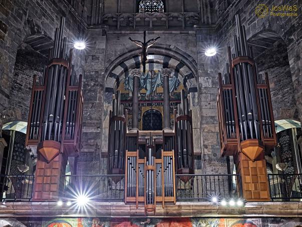 Orgel Aachen Dom Hochmünsterorgel / Foto: JosWaS | © Domkapitel Aachen