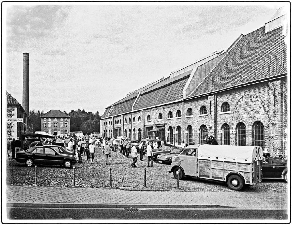 Oldtimertreffen | Zinkhütter Hof | © Sept.2016 JosWaS