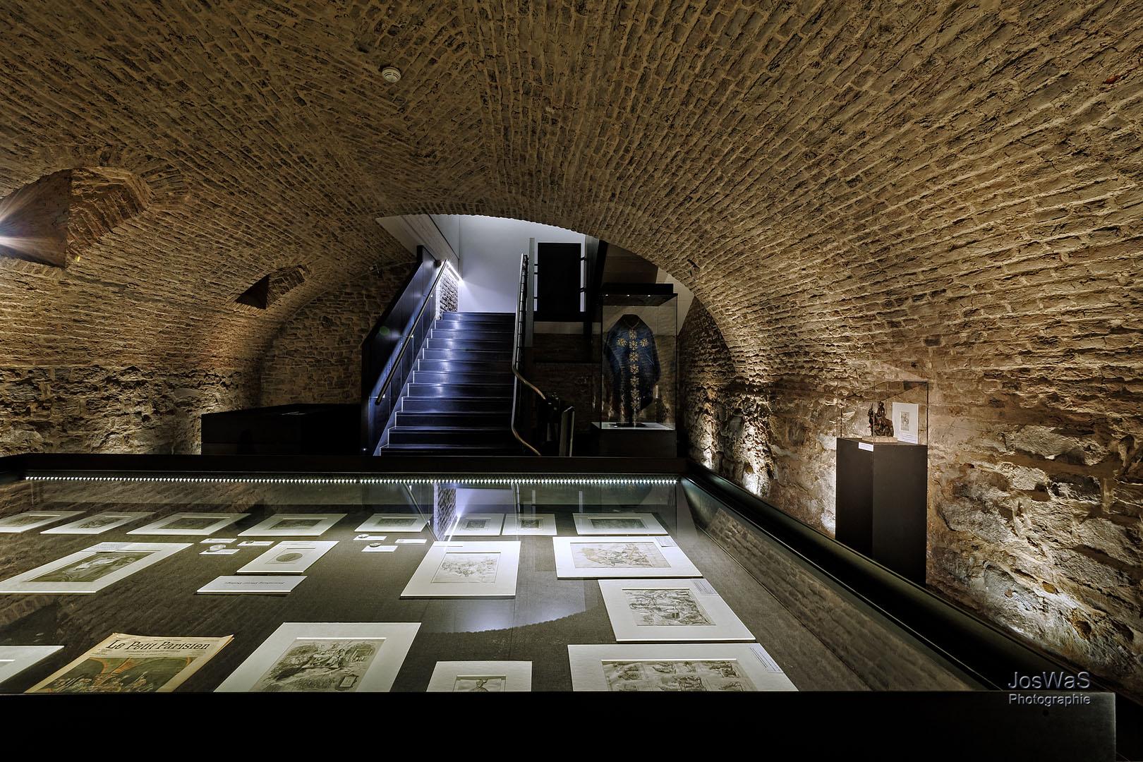 Innenarchitektur Aachen joswas photographie domschatzkammer aachen