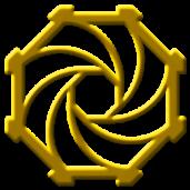 © JosWaS, Dom Foto Aachen, Oktogon Logo, Domfoto Aachen