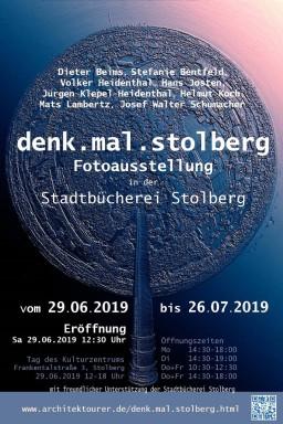 Flyer / Plakat - © Mats Lambertz | Architektourer
