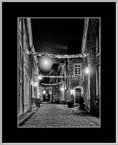 Burg & Altstadt | © JosWaS - Josef Walter Schumacher | Foto Ausstellung stolberg.variationen.1