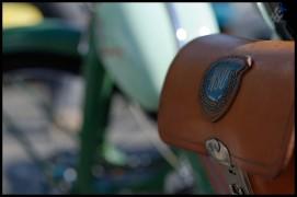 NSU Moped