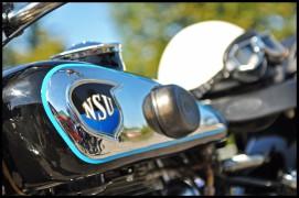 NSU  Motorrad 50er Jahre
