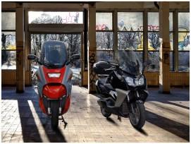 BMW Scooter - Motorroller - Josef Walter Schumacher