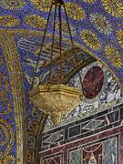 Dom Aachen / Lampen, Leuchten und Lichter / Foto: JosWaS / © Domkapitel Aachen