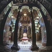 Thron, Kaiser Karl, Dom, Aachen, Kaiserthron, Königsthron