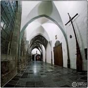 Grupello Kruzifix, Dom Aachen, Kreuzgang, © Domkapitel Aachen