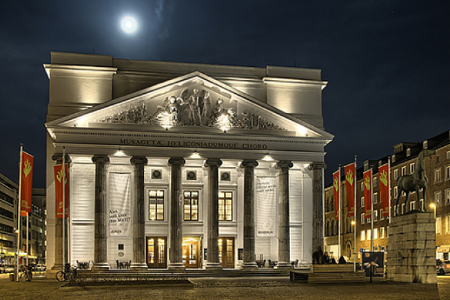 Theater Aachen / © JosWaS / Josef Walter Schumacher
