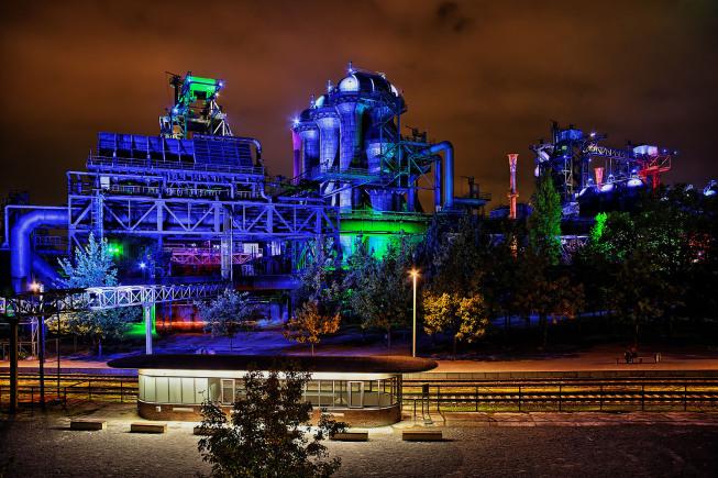 Landschaftspark Duisburg - Nord | © JosWaS