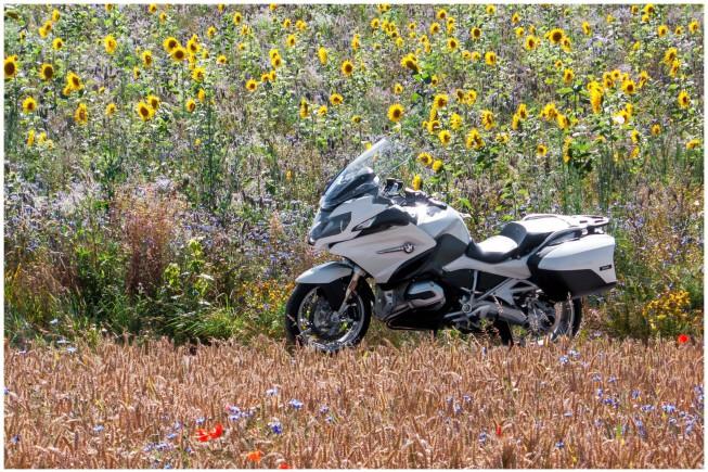 BMW Motorrad R1200RT | © JosWaS